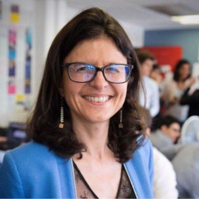 Valérie Oppelt, candidat En marche ! dans la 2e circonscription.