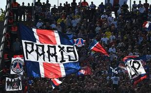 Supporters parisiens, illustration
