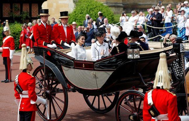 Royaume-Uni: Une vieille dame grièvement blessée par le convoi officiel du prince William