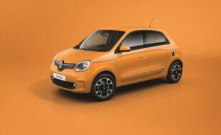 Renault, championne de la couleur