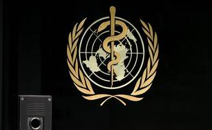 L'entrée de l'Organisation mondiale de la Santé (OMS), à Genève. (illustration)