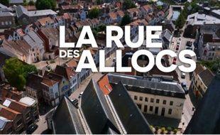 """""""La rue des allocs"""" a créé la polémique en Grande-Bretagne."""