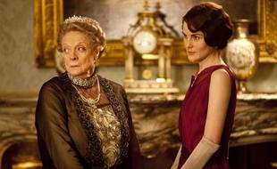 Image tirée de la saison 3 de Downton Abbey