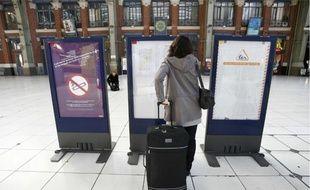 Hier matin, la SNCF a dû faire face à un nouveau coup du sort.