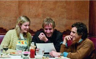 Greta Gerwig, Rhys Ifans et Ben Stiller.