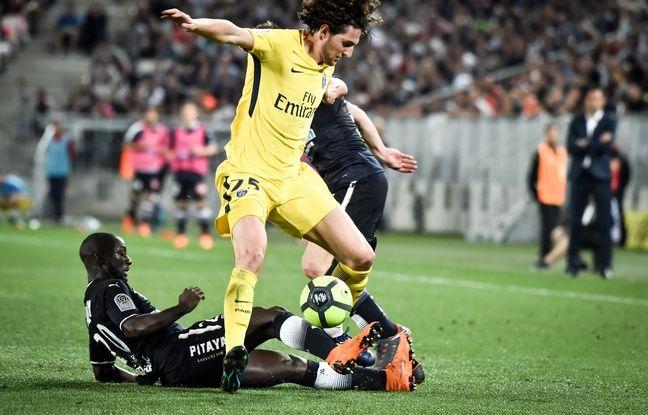 Bordeaux-PSG: Satisfait de la victoire, Rabiot en veut plus et vise le record de points en Ligue 1