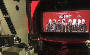 La cabine de projection en 70 mm