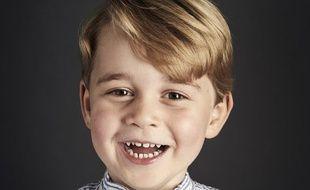 Le Prince George n'a pas oublié d'être trop mignon.