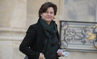 La ministre des Sports, Roxana Maracineanu