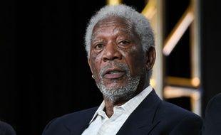 L'acteur Morgan Freeman.