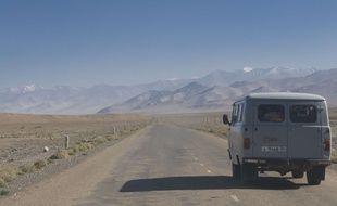 La Pamir highway, la deuxième plus haute route du monde