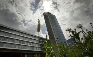 Le siège du Conseil régional, à Lille.