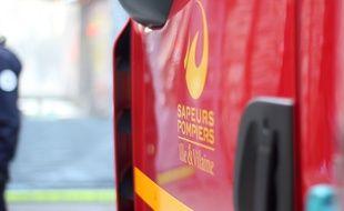 Illustration d'un véhicule des pompiers d'Ille-et-Vilaine.