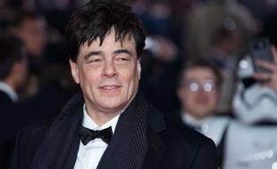 L'acteur Benicio del Toro sera le président du jury Un certain regard lors de la 71e édition du Festival de Cannes.