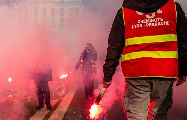 Grève du 13 décembre EN DIRECT : Déjà 275 km de bouchons sur les routes d'Ile-de-France...
