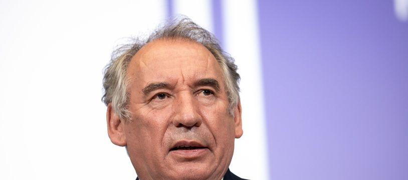 Francois Bayrou à Paris, le 22 septembre 2020.