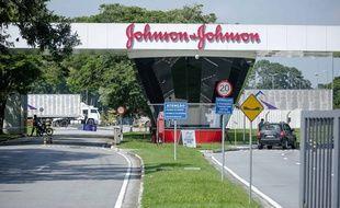 Une usine de Johnson and Johnson au Brésil (illustration)