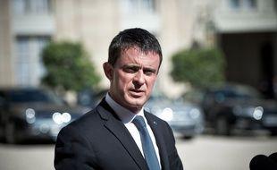 Manuel Valls, le 15 juillet 2016 à Paris.
