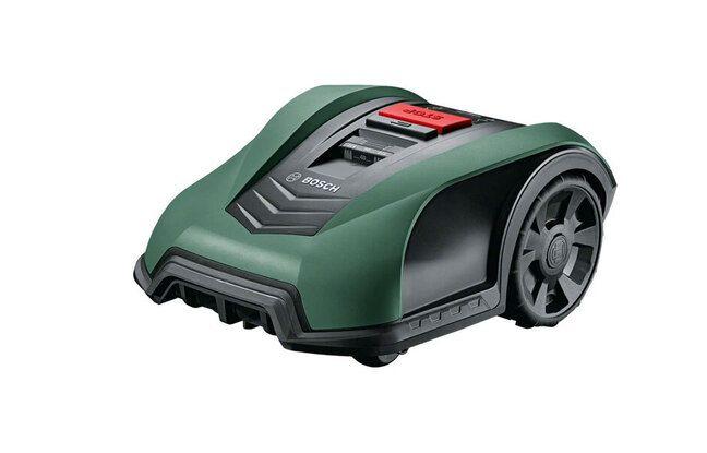 Robot tondeuse Bosch Indego s+350