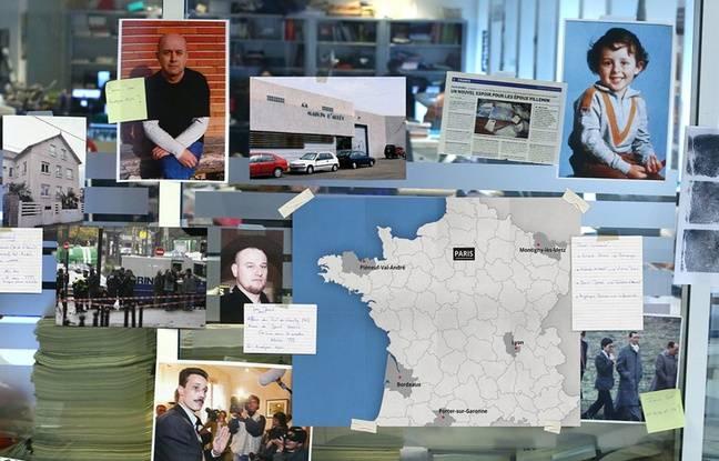 Photomontage illustrant le dossier «21e Minute» consacré aux victimes d'erreurs judiciaires.