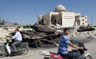 Plus de 70.000 morts, un million de réfugiés et un pays en ruine: en deux ans, la révolte contre le régime de Bachar al-Assad en Syrie s'est muée en une guerre civile destructrice, sans issue en vue.