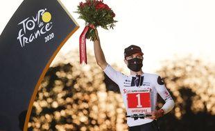 Marc Hirschi a été élu super combatif du Tour 2020