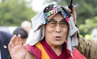 Mandatory Credit: Photo by Jonathan Hordle/REX Shutterstock (4883599a) 14th Dalai Lama Glastonbury Festival, Britain - 28 Jun 2015   /Rex_sunday_4883599A//1506281255
