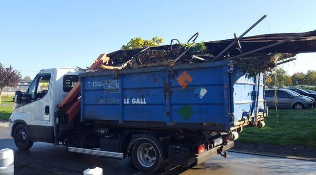 Loire-Atlantique : Son camion était beaucoup trop chargé, lourde amende pour le chauffeur qui repart… sans ceinture