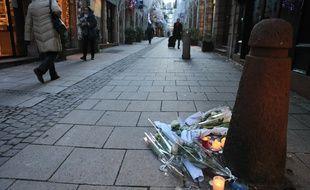 VIDEO. Attentat à Strasbourg: La légion d'honneur pour un blessé de l'attentat qui avait tenté de désarmer le terroriste? (Illustration)