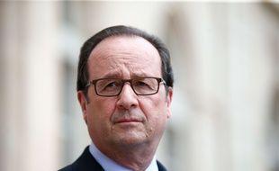 Le président François HollandeAP Photo/Thibault Camus, Pool)/XTC116/16204525028780/POOL/1607221647