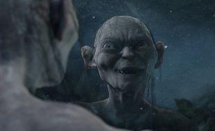 Gollum (Anfy Serkis) dans Le Seigneur des anneaux: Le retour du roi
