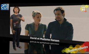 «Ciné Vié», l'émission cinéma de «20 Minutes», décrypte «David et Madame Hansen»