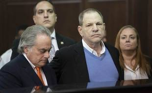 «L'intouchable, Harvey Weinstein» d'Ursula Macfarlane.