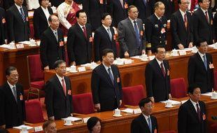 La session annuelle du Parlement chinois en 2019 (image d'illustration)/