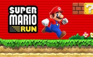 Super Mario Run : la deuxième application de Nintendo après Miitomo.