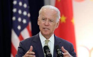 Le vice-président américain Joe Biden à Washington le 23 juin 2015
