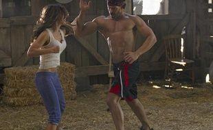 """L'acteur américain Joe Manganiello dans la saison 5 de """"True Blood""""."""