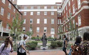 Georgetown, l'une des plus prestigieuses universités américaines, située à Washington.