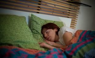 Illustration du sommeil.