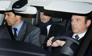 Un incident a opposé le juge bordelais Jean-Michel Gentil et Nicolas Sarkozy qu'il venait de mettre en examen, jeudi à l'issue de l'audition de l'ancien président, a-t-on appris samedi de source proche du dossier, confirmant des informations du Parisien et du Monde.