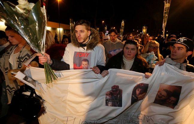 Une marche blanche en hommage à Tony, 3 ans, s'est déroulée dans les rues de Reims, mercredi 30 novembre.