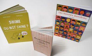 livres, sur le thème des bonnes manières