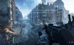 Capturer et tenir des zones reste un classique de Battlefield.