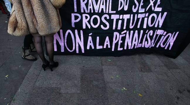manifestation prostituee