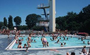 Photo d'illustration d'une piscine municipale.