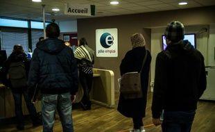 Le gouvernement publie le nombre de demandeurs d'emploi inscrits à Pôle emploi à fin décembre