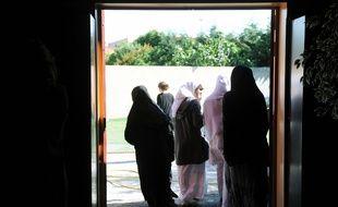 """Illustration d'une école privée musulmane, ici à Echirolles. Une école privée musulmane d'Echirolles, décrite comme d"""" """"inspiration salafiste"""" par Jean-Michel Blanquer, va porter plainte contre le ministre de l'Education nationale"""