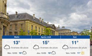 Météo Reims: Prévisions du mardi 11 mai 2021