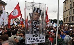 Convocations, perquisitions, vérifications fiscales, sujets compromettants à la télévision : la pression s'accentue en Russie sur les leaders de la contestation du pouvoir de Vladimir Poutine, et l'un des plus déterminés d'entre eux, Alexeï Navalny, a été interrogé mardi.