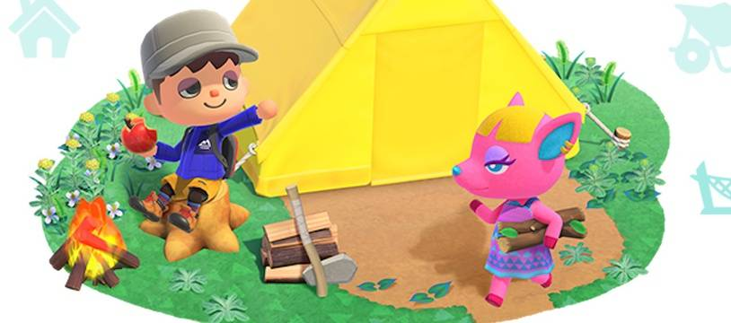 « Animal Crossing : New Horizons » est en train de s'imposer comme LE jeu de cette période de confinement, entre simulation de vie et lien social